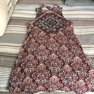 AEO patterned dress